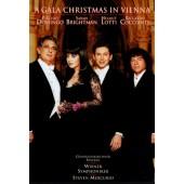 Plácido Domingo, Sarah Brightman, Helmut Lotti, Riccardo Cocciante - Christmas In Vienna V (Kazeta, 1998)