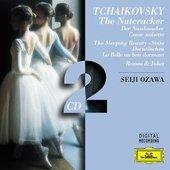 Tchaikovsky, Peter Ilyich - TCHAIKOVSKY Nußknacker/Dornröschen Ozawa