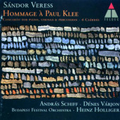Sándor Veress  / Heinz Holliger - Concerto For Piano, Hommage Á Paul Klee, Six Csárdás (1998)