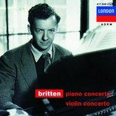 Britten, Benjamin - Britten Piano Concerto Sviatoslav Richter