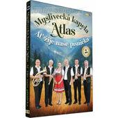 Myslivecká Kapela Atlas - Ať Žije Naše Písnička (CD+DVD, 2018)