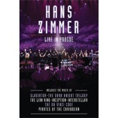 Hans Zimmer - Live In Prague (DVD, 2017)