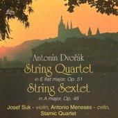Antonín Dvořák - Smyčcový kvartet (Josef Suk, Stamicovo kvarteto)