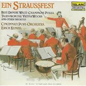 Johann Strauss, Johann Strauss Sr., Josef Strauss - Ein Straussfest / Nejznámější skladby rodiny Straussů (1985)