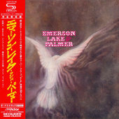 Emerson, Lake & Palmer - Emerson, Lake & Palmer (SHM-CD)