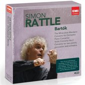Sir Simon Rattle - Simon Rattle: Bartok