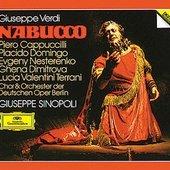 Giuseppe Verdi - Nabucco (Kompletní opera)Giuseppe Sinopoli