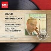 Yehudi Menuhin - Bruch/Mendelssohn: Violin Concertos