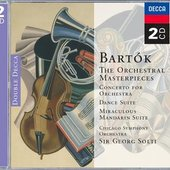 Bartók, Béla - Bartók Concerto for orchestra; Chicago Symphony Or