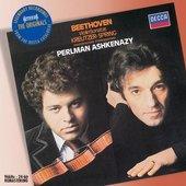 Beethoven, Ludwig van - Beethoven Violin Sonatas Itzhak Perlman