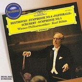 Böhm, Karl - BEETHOVEN, SCHUBERT Symphonies / Böhm