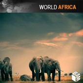 Various Artists - World Of Africa (Edice 2007)