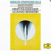 Leonard Bernstein - MAHLER Symphonie No. 6 Bernstein