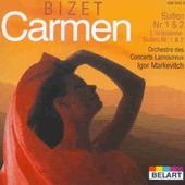 Georges Bizet / Igor Markevitch - Carmen / Arlesienka - Suity Č. 1 & 2 (Edice 1993)
