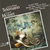 Telemann & Mozart - Horn Concertos & Sinfonia