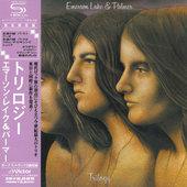 Emerson, Lake & Palmer - Trilogy (Japan Reissue 2010)