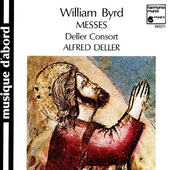 William Byrd - Deller Consort, Alfred Deller - Messes
