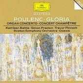 Poulenc, Francis - POULENC Gloria Orgelkonzert Ozawa