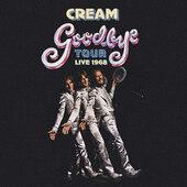 Cream - Goodbye Tour - Live 1968 (4CD BOX, 2020)