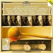 Haydn, Joseph - HAYDN Symphonien Nos. 94 + 101 Karajan