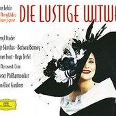 Lehár, Franz - LEHAR Die lustige Witwe / Gardiner