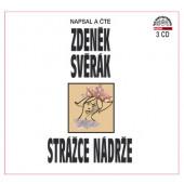 Zdeněk Svěrák - Strážce nádrže (3CD Audiokniha, 2019)