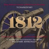 Tchaikovsky, Peter Ilyich - Tchaikovsky 1812 Overture St Petersburg Philharmon