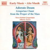 Nova Schola Gregoriana, Alberto Turco - Gregoriánské Chorály - Mužské Hlasy (1993)