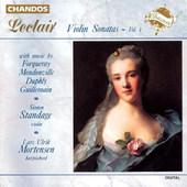 Jean-Marie Leclair - Violin Sonatas Vol. 1