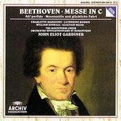 Beethoven, Ludwig van - BEETHOVEN Messe in C-dur Gardiner