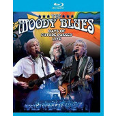 Moody Blues - Days Of Future Passed Live (Blu-ray, 2018)