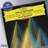 Saint-Saëns, Camille - SAINT-SAËNS Organ Symphony / Barenboim