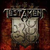 Testament - Live At Eindhoven '87 (Edice 2013)