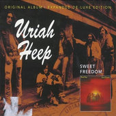 Uriah Heep - Sweet Freedom (Expanded Edition)