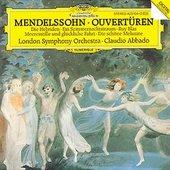 Mendelssohn Bartholdy, Felix - MENDELSSOHN Overtures / Abbado