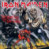 Iron Maiden - Number Of The Beast (Limited) - 180 gr. Vinyl