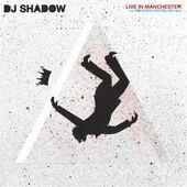 DJ Shadow - Live In Manchester The Mountain Has Fallen Tour(CD+DVD, 2018)