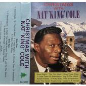 Nat King Cole - Christmas With Nat 'King' Cole (Kazeta, 1989)
