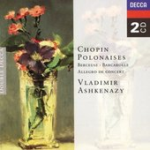 Chopin, Frédéric - Chopin Polonaises Vladimir Ashkenazy