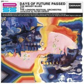 Moody Blues - Days Of Future Passed (50th Anniversary Edition, 2CD+DVD) CD OBAL