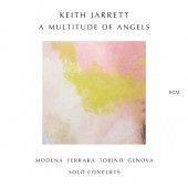 Keith Jarrett - A Multitude Of Angels: Italian Concerts 1996 (4CD)