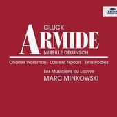 Gluck, Christoph Willibald - GLUCK Armide/  Minkowski