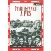 Film/Seriál - Čtyři z tanku a pes 3 (Papírová pošetka)