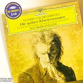 Beethoven, Ludwig van - BEETHOVEN The Late Piano Sonatas / Pollini