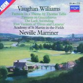 Vaughan Williams, Ralph - Vaughan Williams Fantasia on Greensleeves Marriner