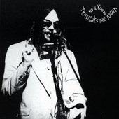 Neil Young - Tonight's The Night (Edice 1993)
