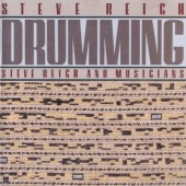 Steve Reich - Steve Reich And Musicians - Drumming