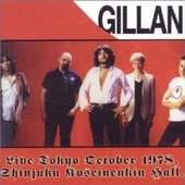 Ian Gillan - Live: Tokyo 23rd October 1978: Shinjuku