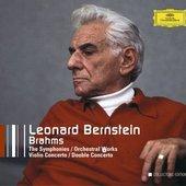 Leonard Bernstein - BRAHMS Complete Symphonies / Bernstein