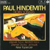 Paul Hindemith - Horn Sonatas (2010)